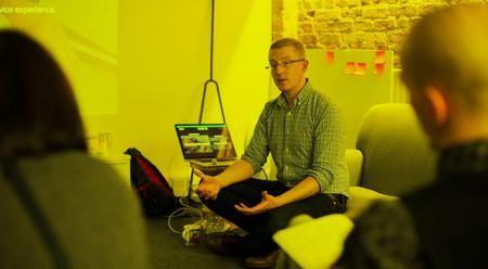 Обучение дизайну в Лондоне -