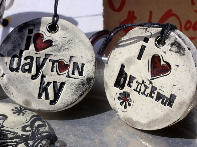 Great post featuring wonderful, unique and handmade gift items related to Cincinnati. via www.cincywhimsy.com