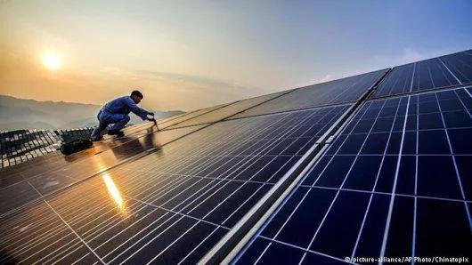 Produção de energia renovável bateu recorde em 2016 | Economia | DW.COM | 07.04.2017
