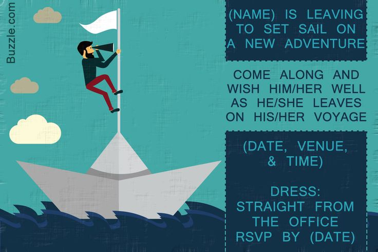 10 farewell party invitation wordings to bid goodbye in