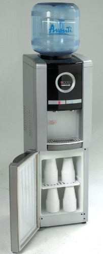 Hot And Cold Temperature Water Dispenser With Electronic Digital Display  ADA Compliant:: Http: