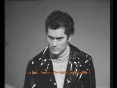 Luigi Tenco - Lontano lontano HD ( tratto da Scala Reale ) 1966