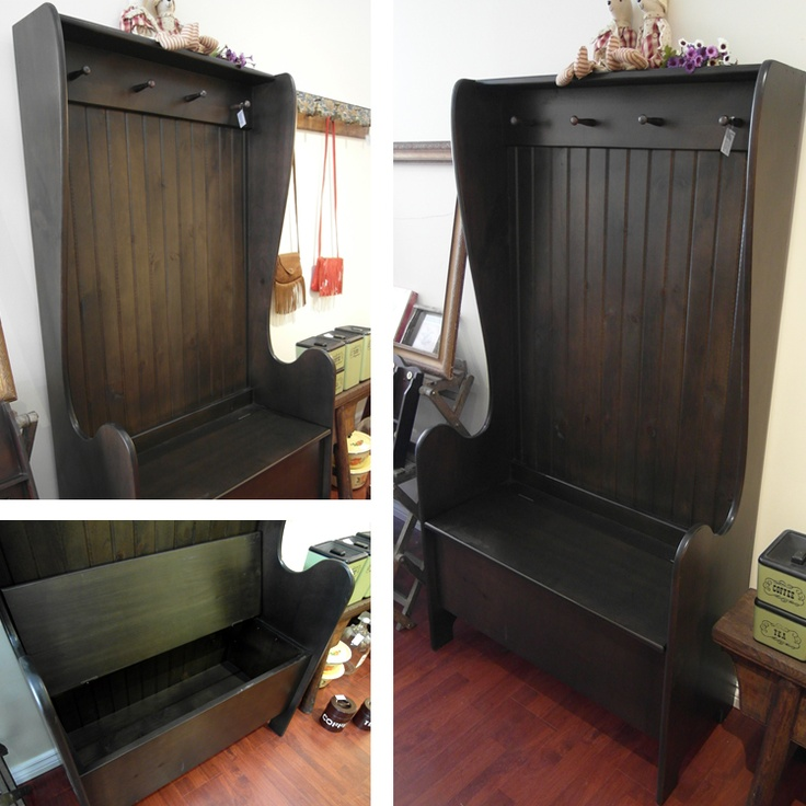 Foyer Furniture Toronto : Back bench furniture pinterest benches antique