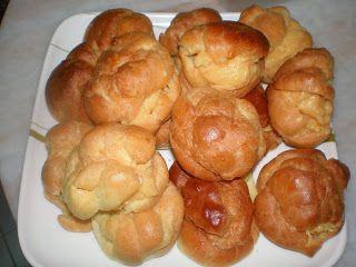 Dari Dapur NaSya: Krim puff