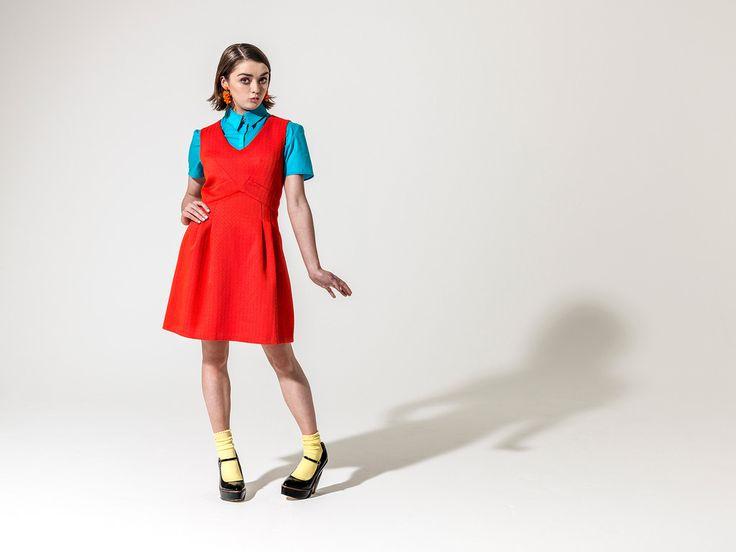 Мэйси Уильямс — Фотосессия для «The Guardian» 2014 – 5