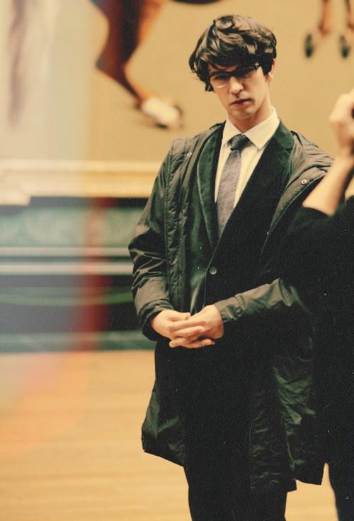 Ben Whishaw as Q  I adore him.