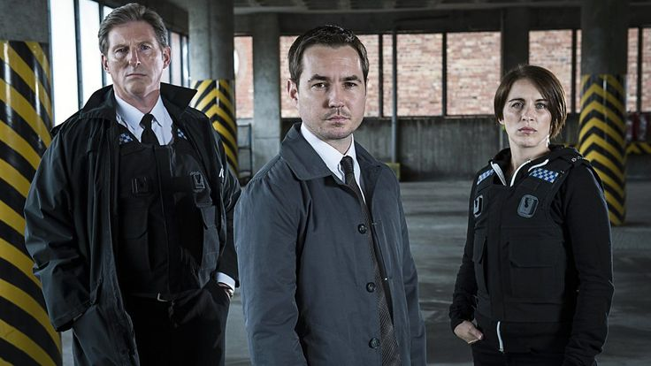 Line of Duty; A drama about the investigations of AC12, a controversial Police Anti-Corruption Unit.
