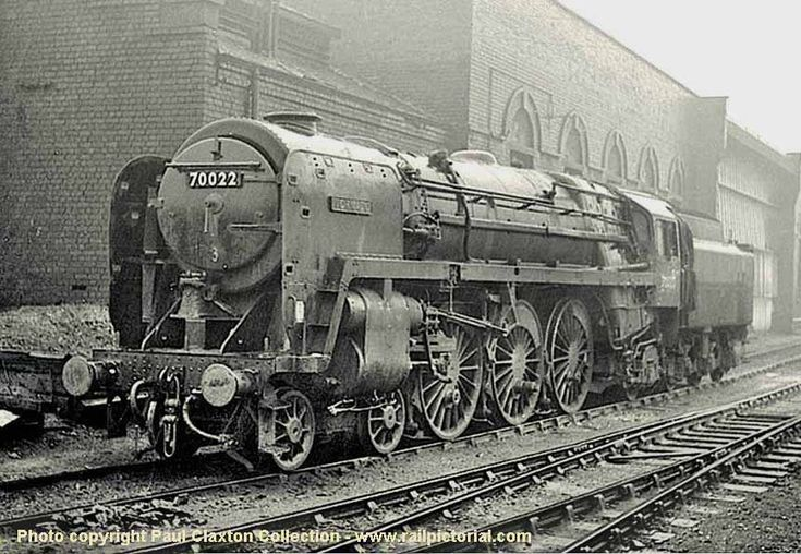 70022, Tornado, had the lowest recorded mileage of all Britannia's on the eastern region