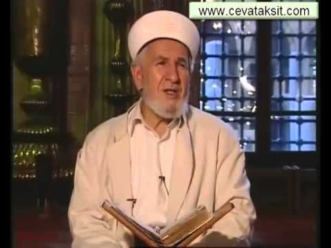 M.Cevat Akşit Hoca - Hadis Sohbeti 9 (Arş,Kürsi,Sema,Gökler Ve Yerin Yaratılışı,Tayyi Mekan)