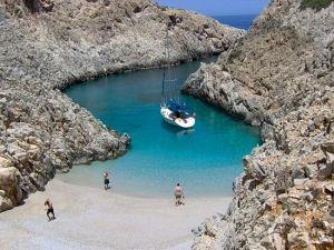 Seitan Limania, Crete ~ Greece