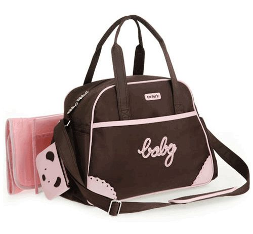 dribbleanddrool - Bowling Style Nappy Bag - Pink, $30.00 (http://www.dribbleanddrool.com.au/bowling-style-nappy-bag-pink/)