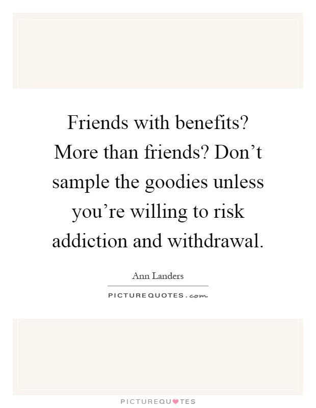 friends with benefits quotes - Google Search