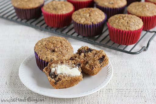 Oatmeal Raisin Cookie Muffins Recipe on Yummly. @yummly #recipe