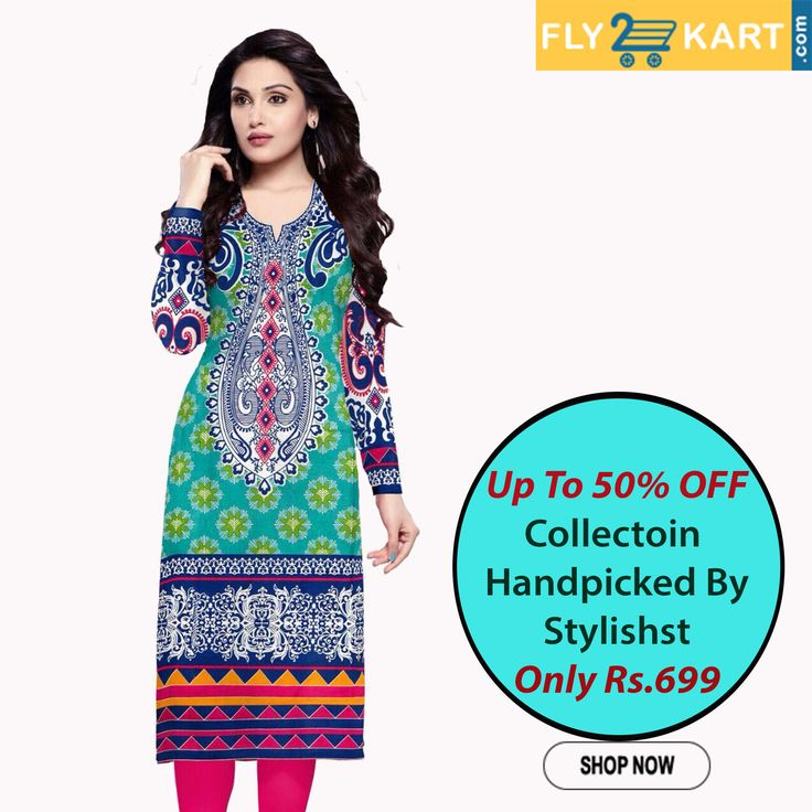 NEW COTTON KURTIS. UPTO 50% OFF BUY NOW!!! Only Rs.699