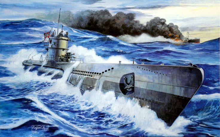 1942 Das Boot U-boot Type VII U96 Lehmann-Willenbrock - AFV Club
