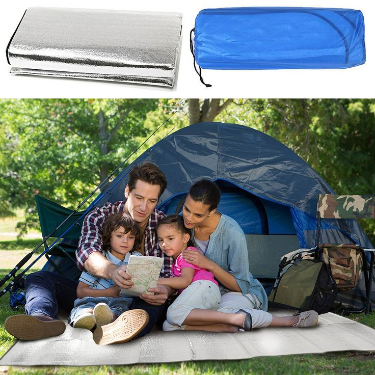 Camping Pad For Sleeping Waterproof Dampproof Insulated