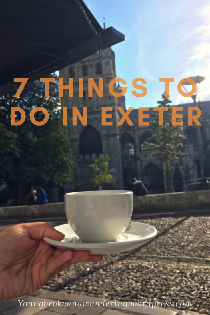 Considering I've been living in Exeter for the past 5 months, I think it's only natural that I write a post about what you absolutely must do when visiting! Exeter is one of the largest…