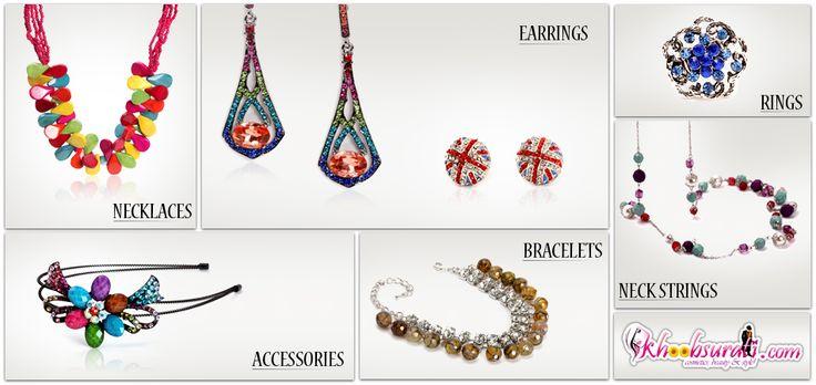 Visit for buy Jewellery from khoobsurati:- http://khoobsurati.com/jewellery