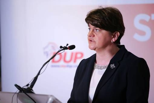 DUP manifesto launch Arlene Foster speech in full - Belfast Telegraph