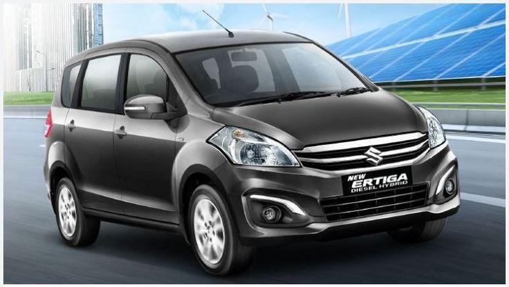 Ertiga Diesel Hybrid terdapat bermacam perbedaan dari pada Suzuki Ertiga bensin. Khususnya pada bagian interior seperti Seat dengan pattern baru sediakan kenyamanan dan kemewahan yang lebih. #warna #ertiga #diesel