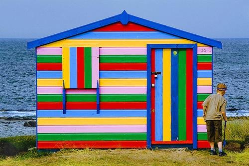 Hut In The Beach Scotland