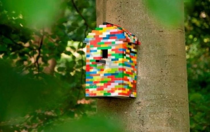 Лего идеи для дома
