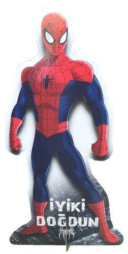 Spiderman Ayaklı Pano