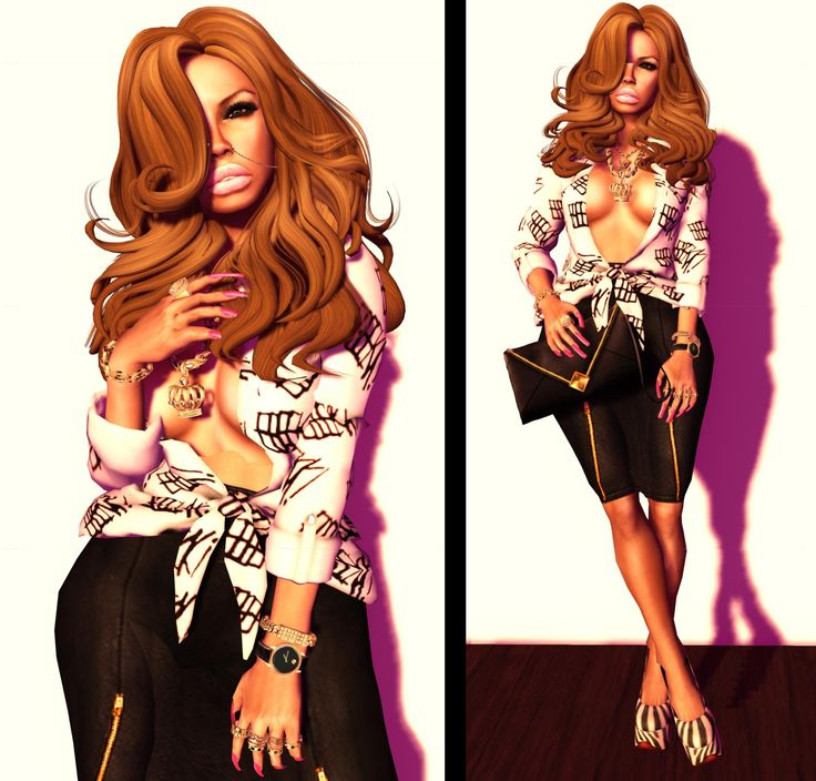 Real Avatar Girl: 1000+ Images About Dope IMVU On Pinterest