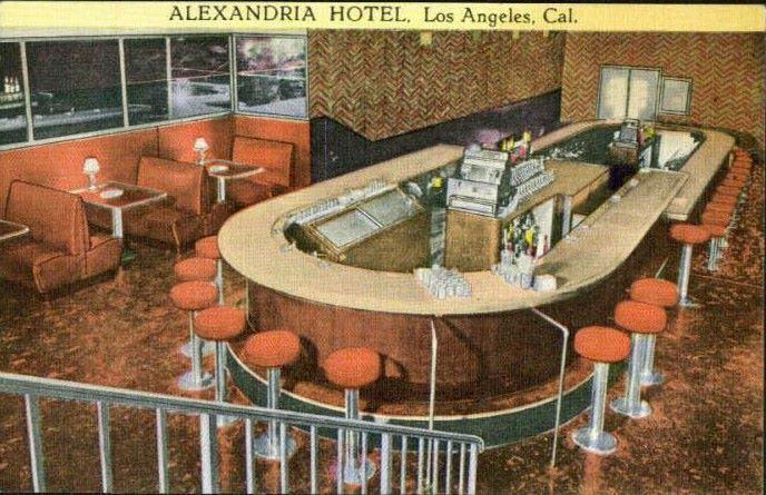 Alexandria Hotel, Los Angeles