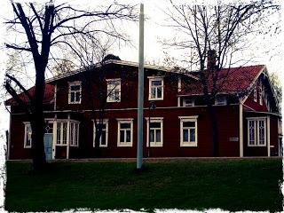 Old Club in my hometown. #old club#building#