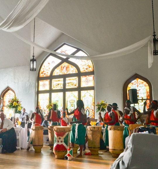 Party Like a Burundian! A Burundian Dowry Party & Wedding Feast