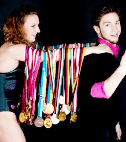 Chad Le Clos e Katinka Hosszu: il re e la regina della World Cup