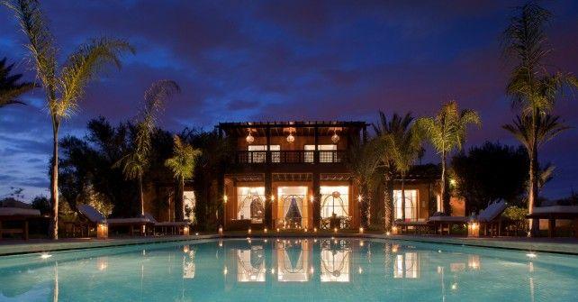 Louer une villa à Marrakech.  Emeline a sélectionné pour vous 10 villas à louer en exclusivité à Marrakech et avec piscine chauffée : le luxe !!