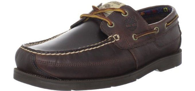 Men Timberland Boat Shoe