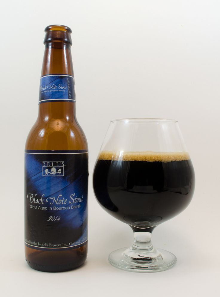 The infamous Black Note is a bourbon barrel-aged Imperial Stout. The base of the beer is a blend composed of Expedition Stout and Double Cream Stout, which is then aged in retired oak bourbon barrels for several months before bottling.
