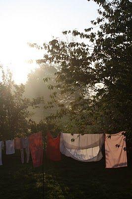 laundry  via Balluns
