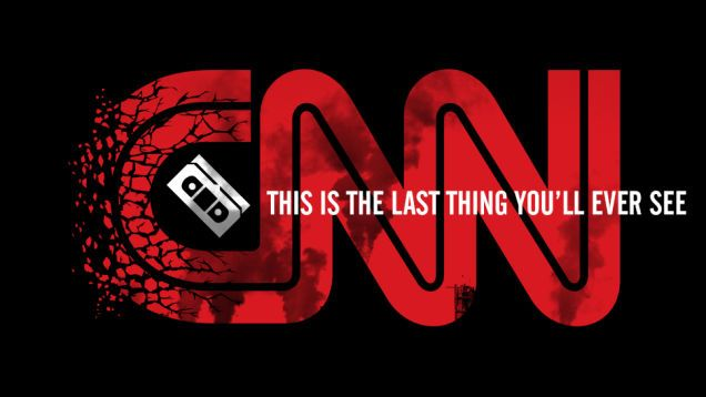Right before it's all over...: This Is The Video CNN Will Play When The World Ends