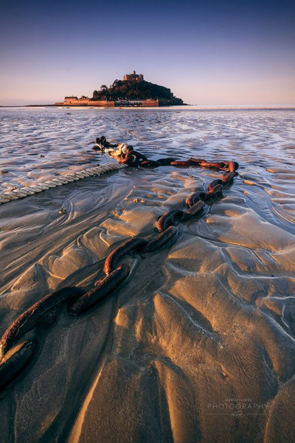 St Michael's Mount by Andrew Hughes on 500px