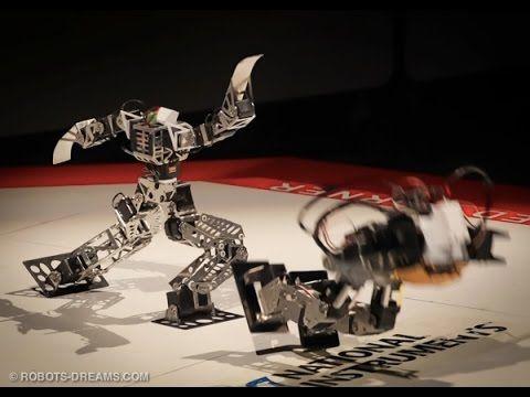 Bizarre Japanese Fighting Robots