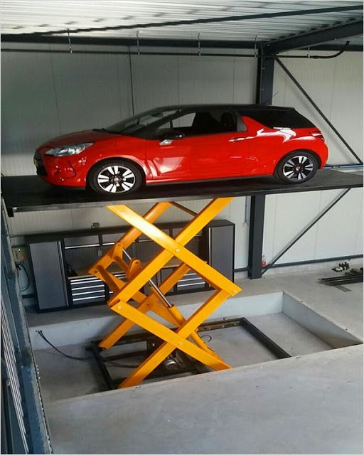 QuickJack is the best portable car lift for home garage ...