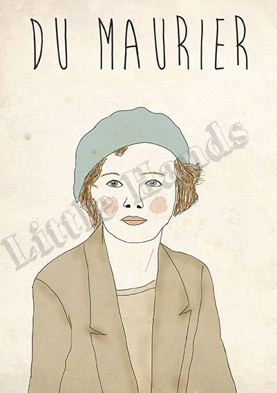 Du Maurier Digital Illustration * Printed in recycled 300g paper  * Size A3 ( 42cm x 29.7cm ) - If you are looking for other size please get in touch! * We are more than happy to create custom work, if you have a request please get in touch and we will do everything in our power to make your life/walls complete.