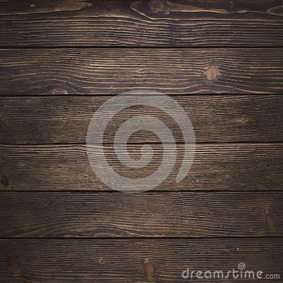 Struttura di legno marrone naturale della parete