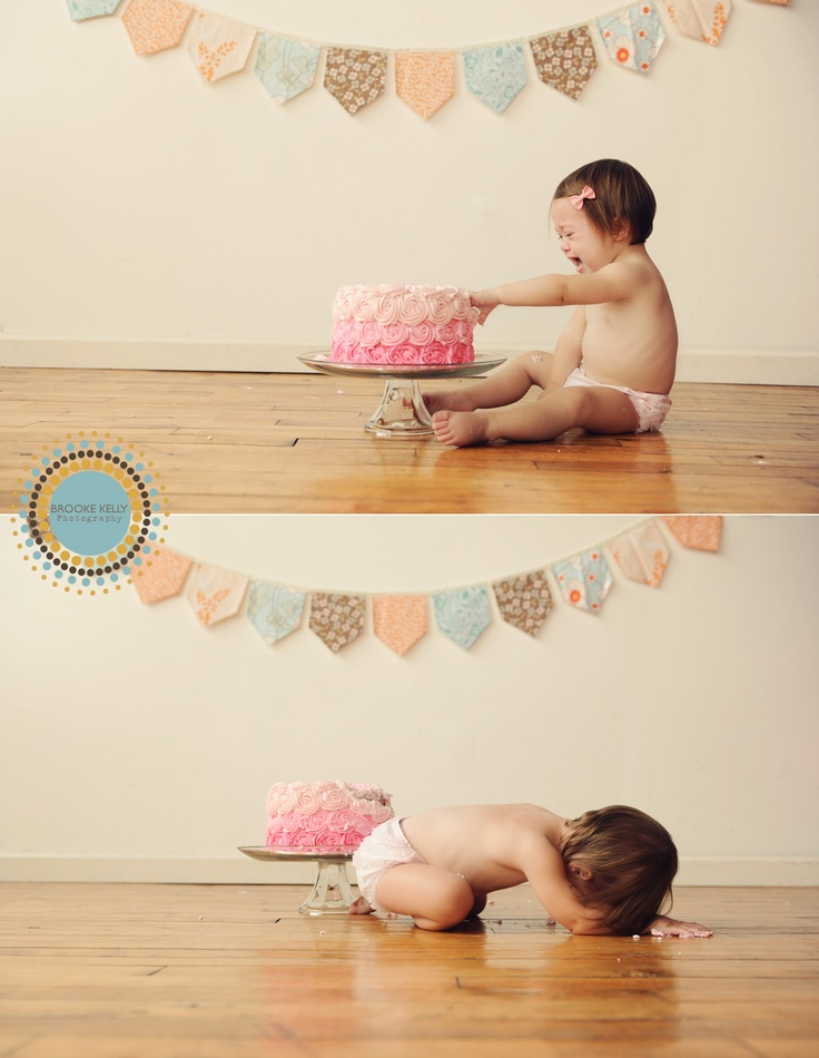 Brooke Kelly Photography  Paisley didn't like her cake...Photography Paisley, Kelly Photography, Cake Photos, Brooks Kelly, Photography Toddlers, Cake Smash, Baby Photography, Baby Photos, Photography Ideas