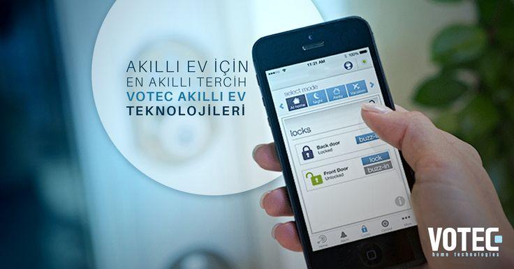 Akıllı Ev İçin En Akıllı Tercih Votec Akıllı Ev Teknolojileri