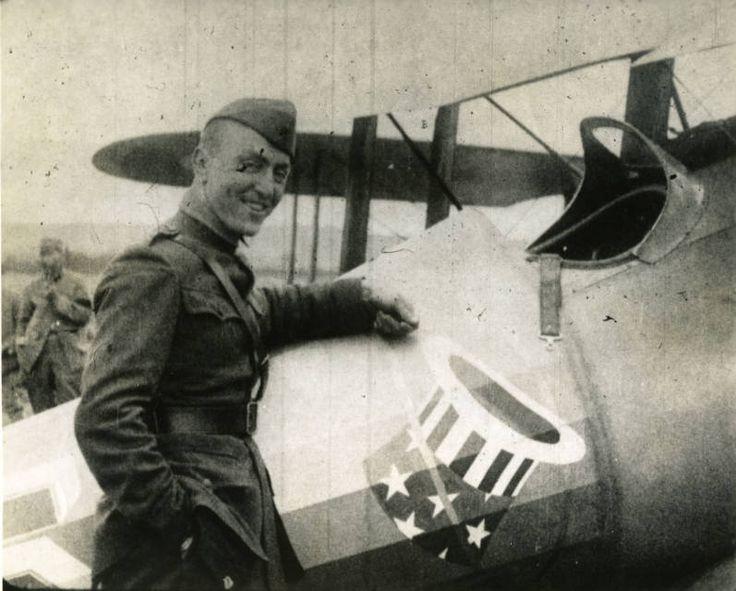 WWI flying ace, Eddie Rickenbacker was born on October 8, 1890.