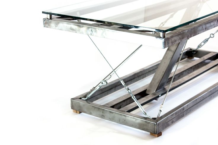 Tension Coffee Table (Cat's Cradle) « Composite Angle Design Inc. - What a great table!