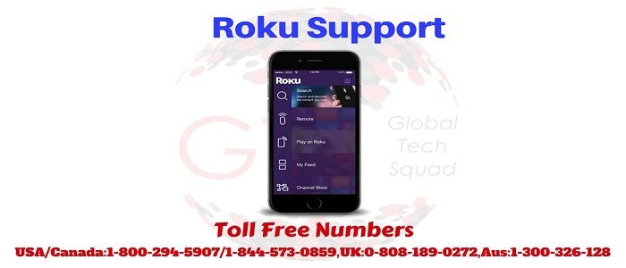 Roku support comes with latest updates whereby it keeps updating its content to help meet the changing needs of the users and get hold of fresh content | Call us:-1-800-294-5907 | Visit for us:-http://www.globaltechsquad.com/roku-support/