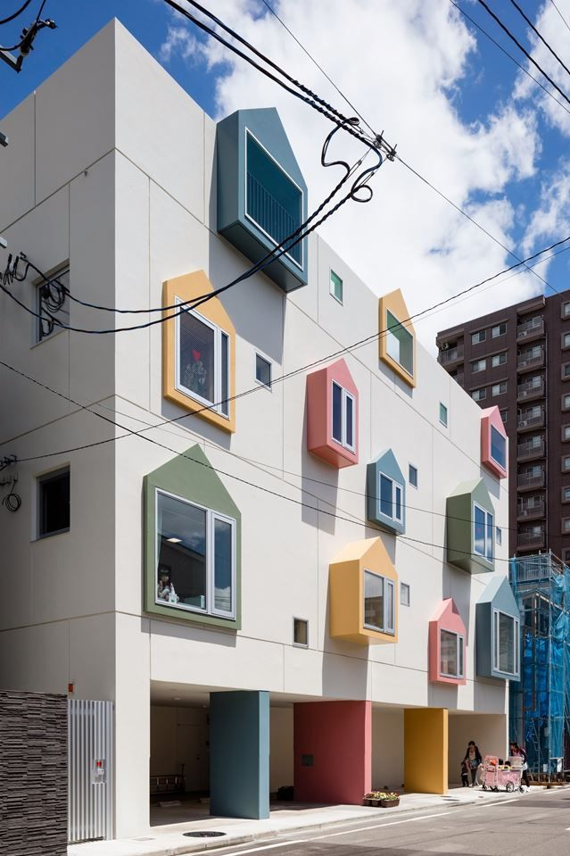 Morinoie Nursery School - Picture gallery | Architecture ...