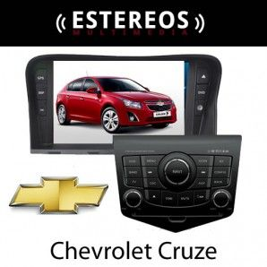 Estereo Multimedia Con Navegador Satelital Chevrolet Cruze