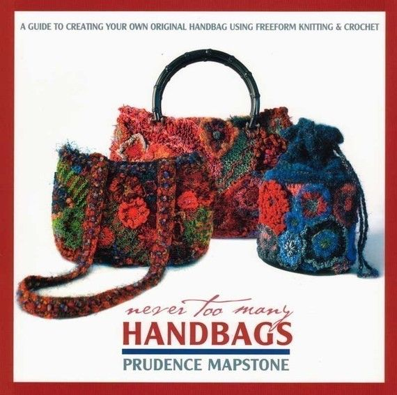 never too many Handbags  now available as a by FreeformByPrudence, $12.50. Love this bag Curleytop1.